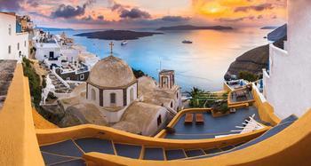 Ах, отпуск: яркие туристические фотографии из разных уголков земного шара