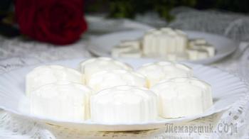 Порадуйте деток и приготовьте им творожный десерт (без выпечки)!