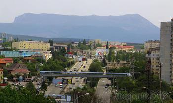 Крым. Май. Демерджи. 1. Эльх-Кая - Пакхал кая