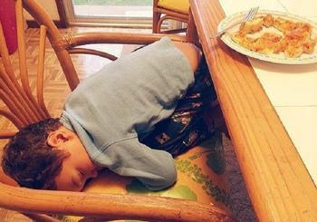 Несколько спящих малышей. От № 3 захохочешь до слез