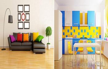 Как правильно выбрать мебель под цвет интерьера, чтобы в доме царила гармония и уют