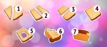 Тест: как вы режете хлеб многое расскажет о вашей личности