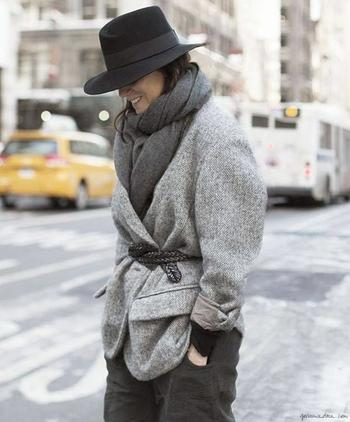 Стильное короткое пальто. 100 новых идей