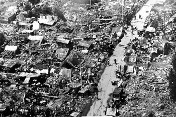 Самое сильное землетрясение в мире: ярость природы