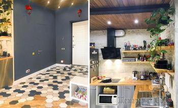 Квартира 56 м² для семьи с двумя детьми в Туле