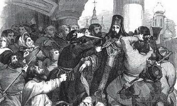 Как москвичи подняли «Чумной бунт» в 1771 году