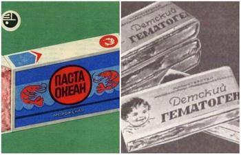 5 продуктов, которые можно было найти только в СССР