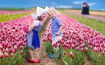 6 секретов воспитания от нидерландских мам