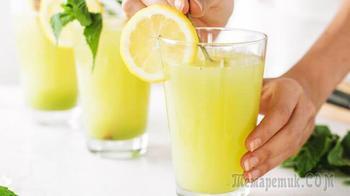 Вы точно захотите приготовить все! Три вкуснейших лимонада за 5 минут