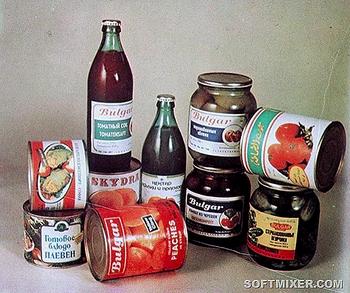 Какие продукты импортировал СССР?