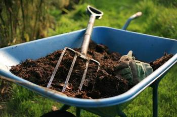 Органические удобрения: навоз, компост, перегной