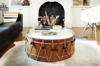 Необычные столы своими руками: 10 примеров