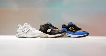 New Balance представил вдохновленную Россией коллекцию кроссовок «Икра и водка»