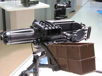 Лучшие автоматические гранатомёты мира, часть 1