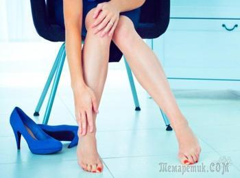 Отеки ног: виды, причины, симптомы и лечение