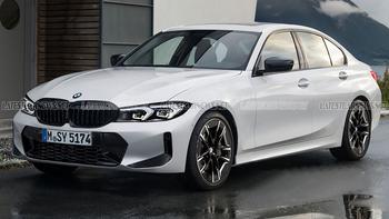BMW 3 Series 2022: премиальный седан доступного ценового сегмента