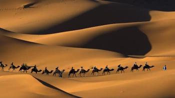 Вопрос на засыпку: откуда в пустынях берётся песок?