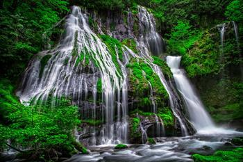 21 фото о том, что водопады сверху выглядят еще круче
