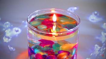 Простая водяная свеча за 3 минуты