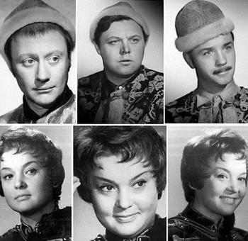 Несыгранные роли советских актеров