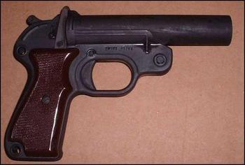 Ракетница сигнальная (пистолет)