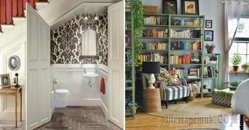 Примеры дизайна маленьких комнат с большими возможностями