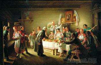 Тайны первой брачной ночи в старой Руси, или Что грозило согрешившей до свадьбы
