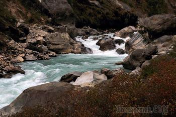 Непал. Гималаи. Трек вокруг Аннапурны 27 Фотовыставка