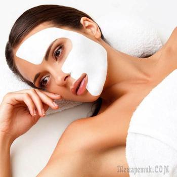 Салонный уход дома: лучшие альгинатные маски для лица