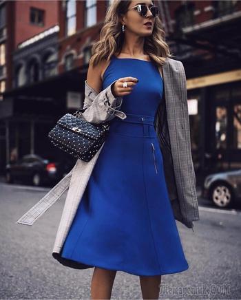 Платье леди 2019-2020: идеальные решения для деловых женщин