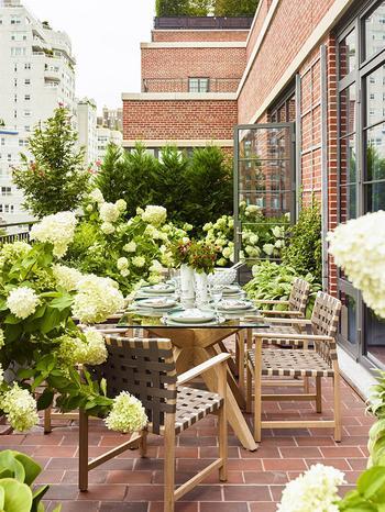 Современный интерьер как искусство: апартаменты в Нью-Йорке
