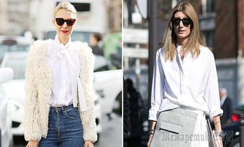 Какое белье носить под белую одежду, чтобы не случился конфуз