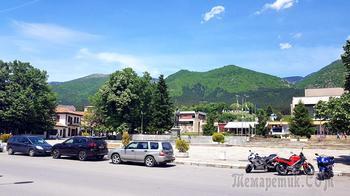 Наше весеннее путешествие 16. Сопот - город Вазова – патриарх болгарской литературы