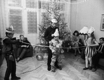 5 атрибутов советских новогодних праздников, которые уходят в прошлое