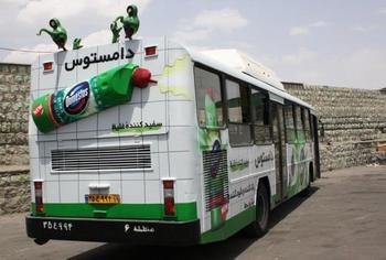 17 автобусов, которые изменят ваше представление о наружной рекламе