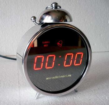 Гадание по электронным часам