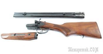 МР-43 КН – «последняя» курковая двуствольная винтовка России