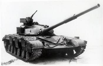 Почему и как появились танки Т-64, Т-72, Т-80