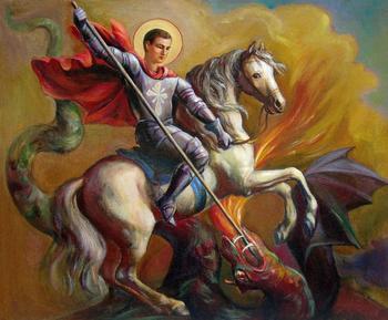 Лука Войно-Ясенецкий о Георгии Победоносце