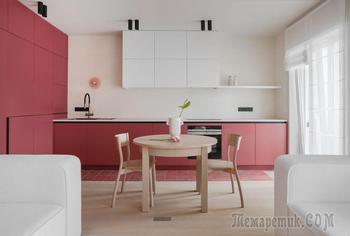 Смотрите, как можно сделать розовый интерьер – и не переборщить