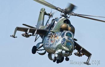 10 самых современных боевых вертолетов, которые бьют все рекорды