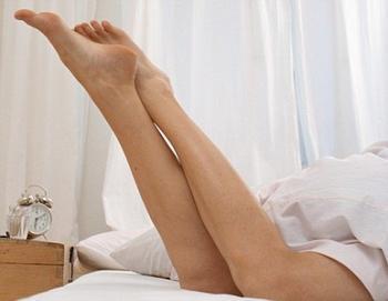 Беспокойные ноги: синдром и лечение