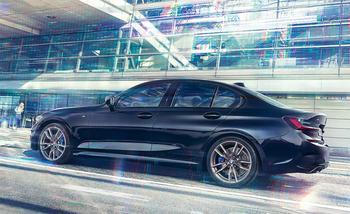 BMW M340i 2019 – самый мощный седан БМВ 3-серии нового поколения