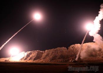 Удар по базе США: Уничтожена авиация и множество американских военных