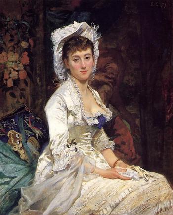 Белое платье часть 3