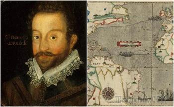 Почему моряк Фрэнсис Дрейк герой для англичан и пират для остального мира