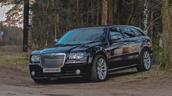 Ламборгини? Нет, не слышал: опыт владения Chrysler 300C Touring