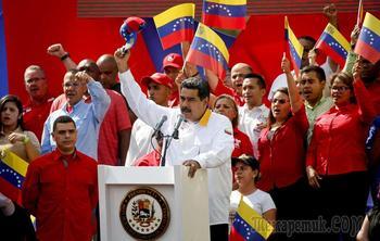 «Марионетка дьявола»: Мадуро обвинил Гуайдо в подготовке его убийства