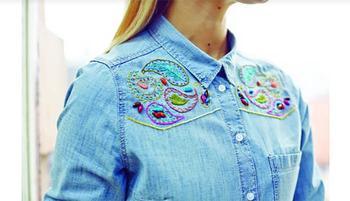 Азбука рукодельницы: вышивка рококо для начинающих