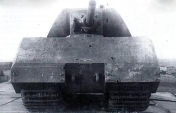 Wunderwaffe для Панцерваффе. Описание конструкции танка «Мышь»